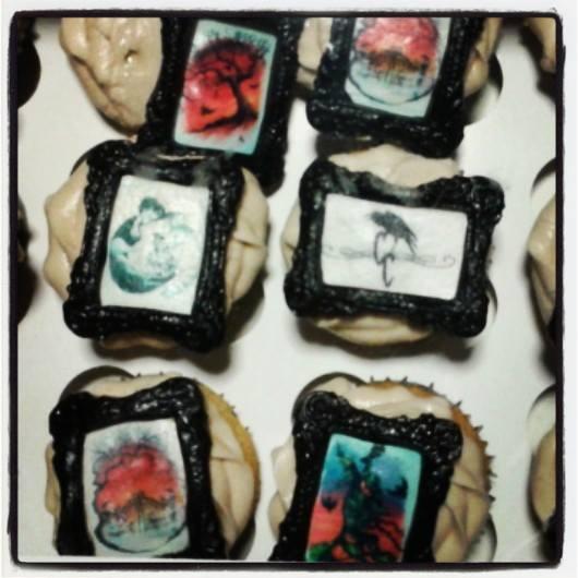 Cadaver Club Cupcakes!