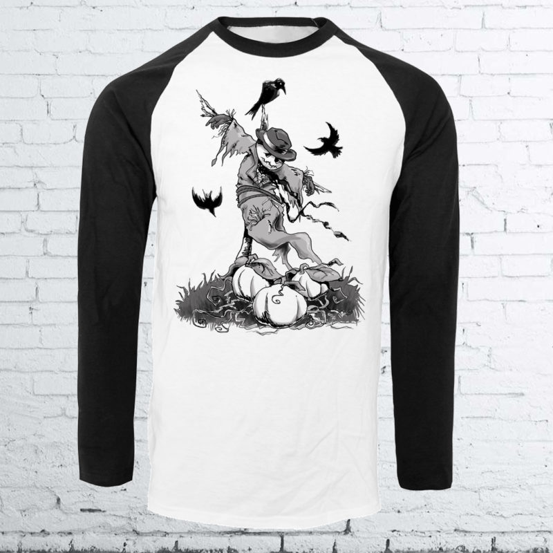 Where Dreams Go To Die - Halloween Scarecrow Shirt