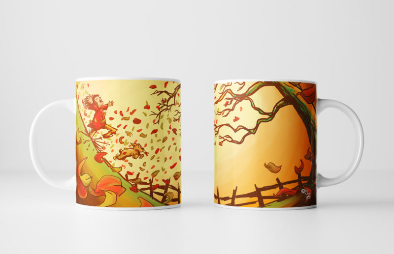 Autumn Has Arrived - Autumn Fall Mug