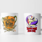 Left and Right Images of White Mug