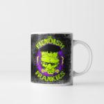 The Fiendish Frankies - Frankenstein Mug