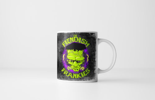 The Fiendish Frankies - Frankenstein Mug