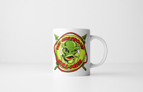 Gruesome Gillmen - Creature from the Black Lagoon Mug