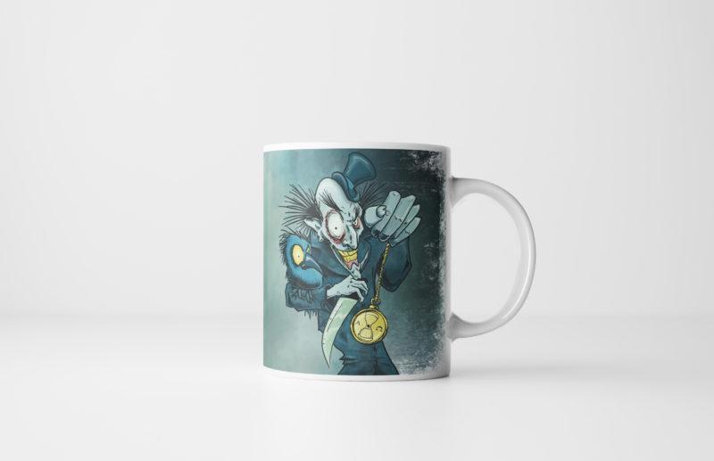 Halloween Horror Mug
