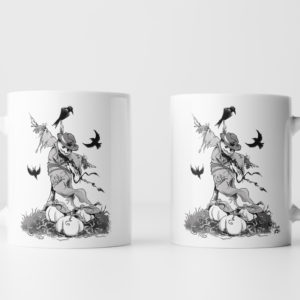 Left and Right Images of Where Dreams Go To Die Mug