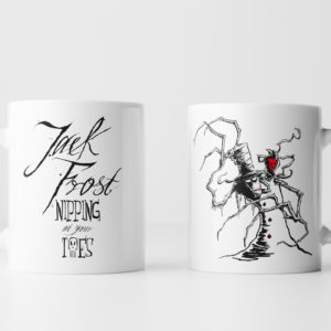 Jack Frost Horror Christmas Mug