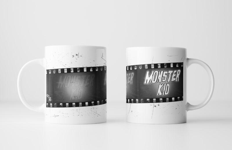 Monster Kid Mug by Kevin McHugh Art