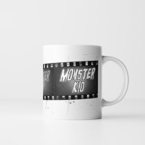 Monster Mug by Kevin McHugh Art