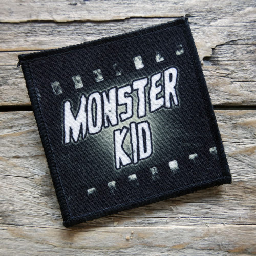 Monster Patches by Kevin McHugh Art