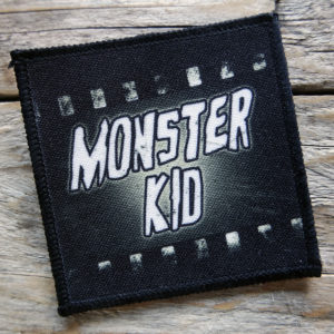 Monster Kid Patch by Kevin McHugh Art